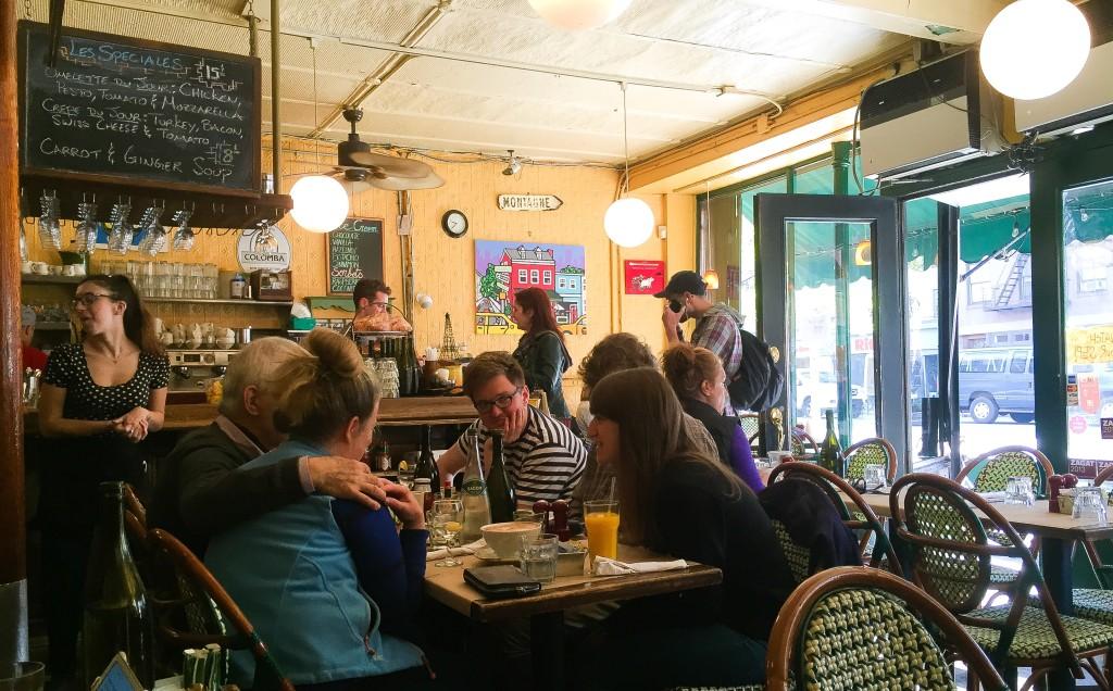 Le Grainne Cafe Chelsea Nyc