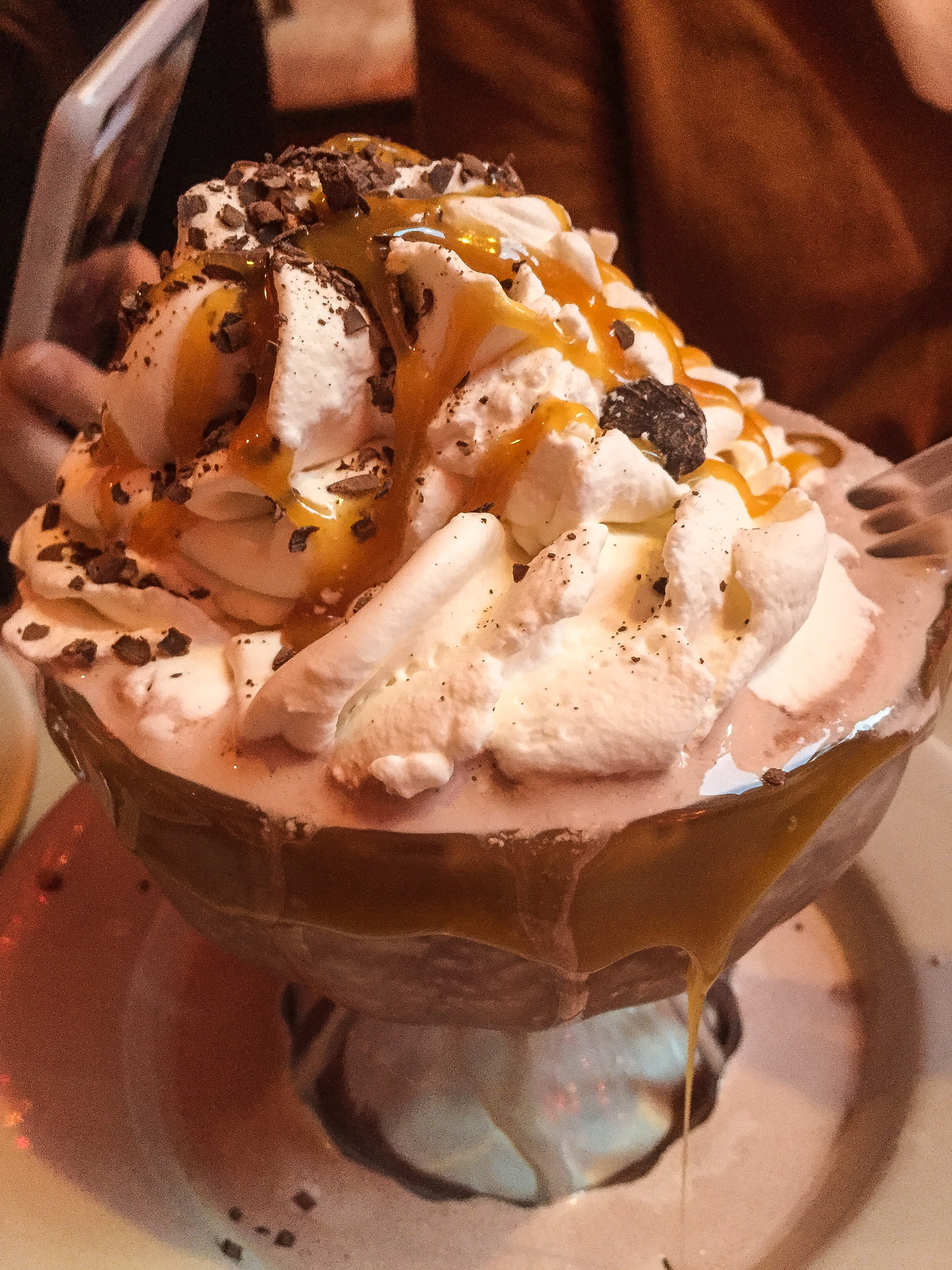 Bun Boy Eats NYC – SERENDIPITY 3 – UPPER EAST SIDE – LUNCH