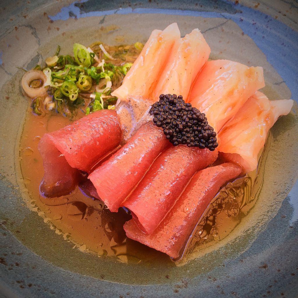 Truffle Sashimi - $29