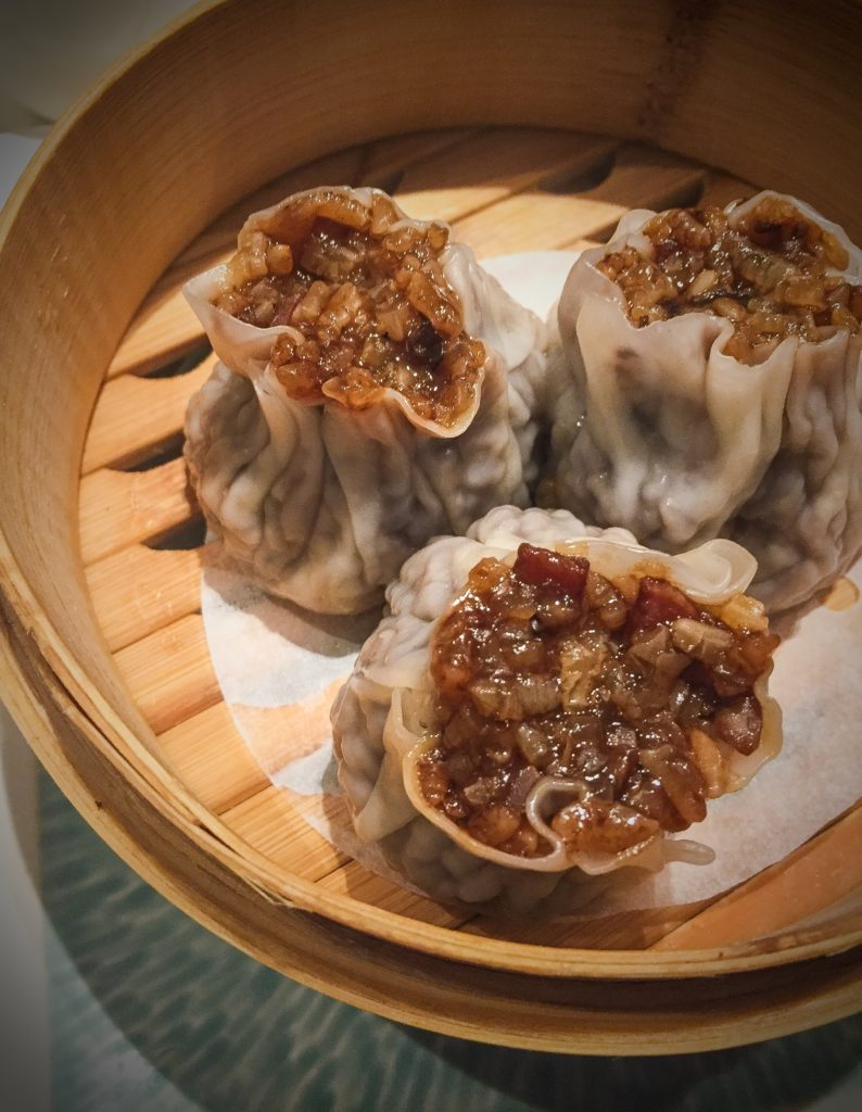 Bacon Shu Mai