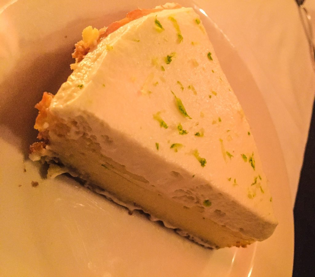 Key Lime Pie - $12