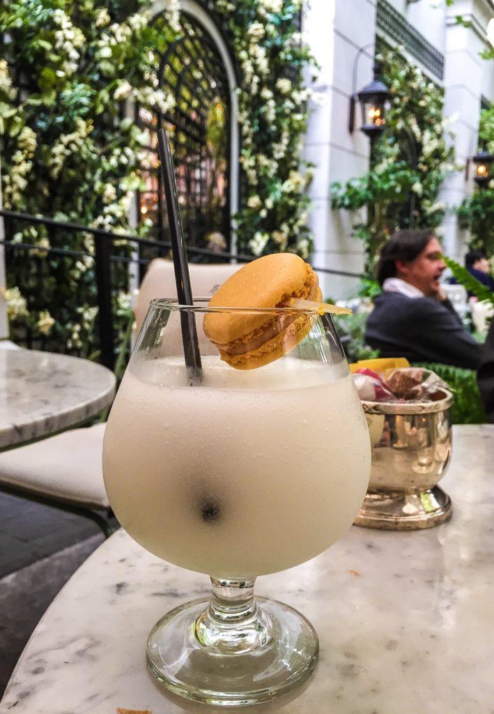Cocktail Macaron Lemon - $18