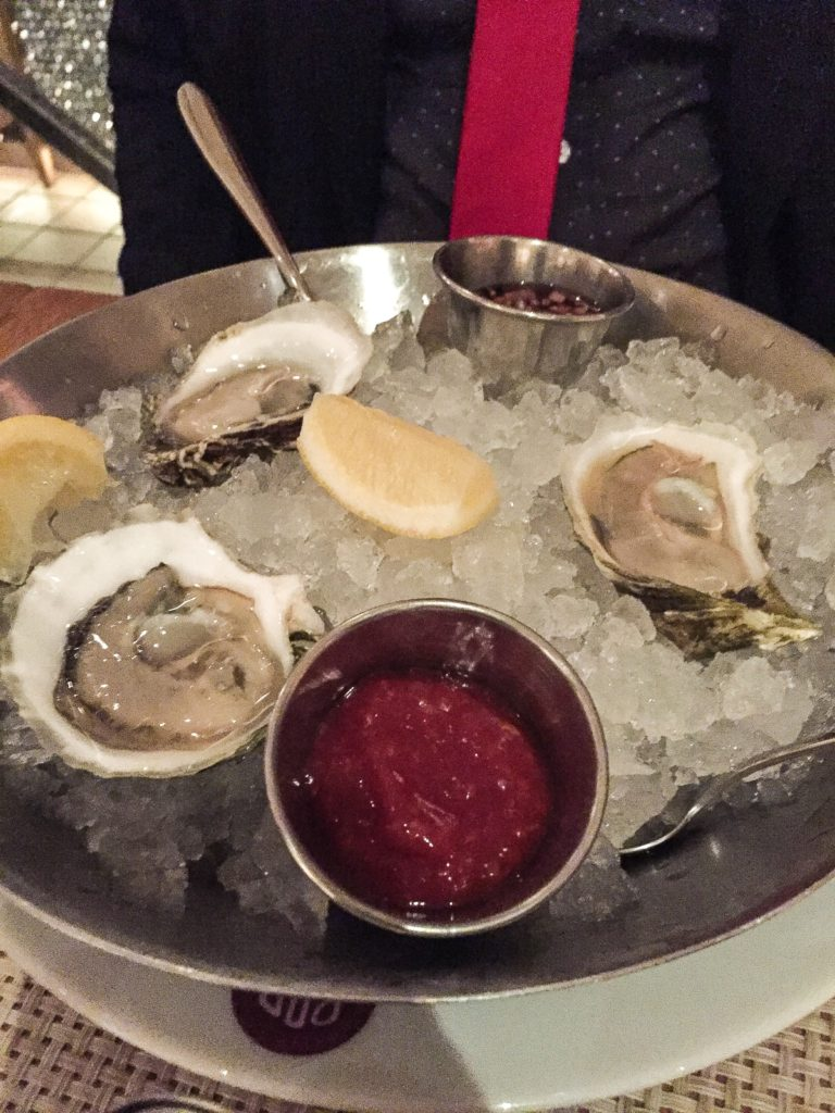 Oysters of the Day - 6 for $21